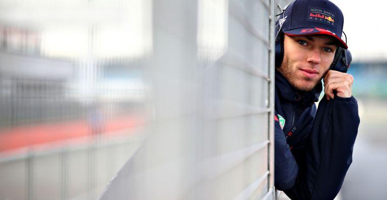 """Jan Lammers: """"Verstappen niet bezig met wissel Gasly-Albon"""""""
