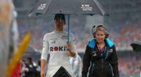 Image: Claire Williams against 21+ race Formula 1 calendar