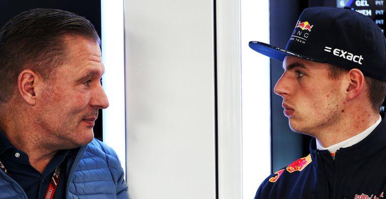 Jos Verstappen: Hamilton voelt hete adem van Max
