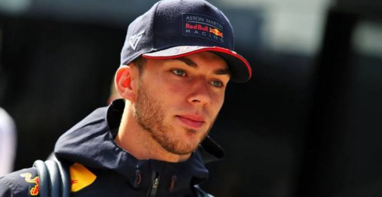 Rumour: Gasly found out about Red Bull demotion just hours before announcement