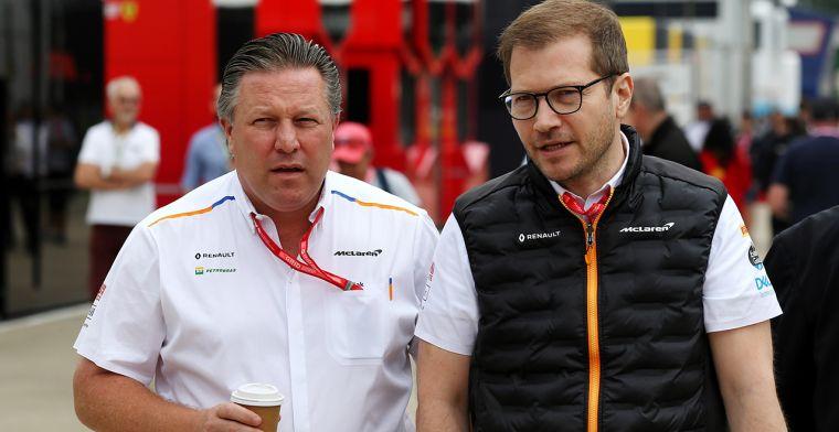 Brown: Indy-coureur kan ook doorschuiven naar F1