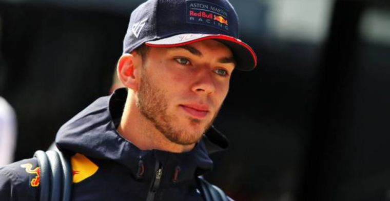 The case for Gasly: Why he was harshly treated by Red Bull