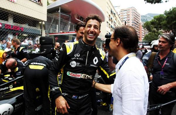 How has Daniel Ricciardo got on 12 months after signing with Renault?