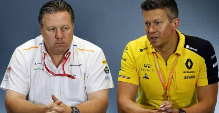 Brown: McLaren IndyCar deal  will open doors for F1 opportunities