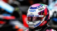 Image: Sergio Perez hopes to extend contract with SportPesa Racing Point