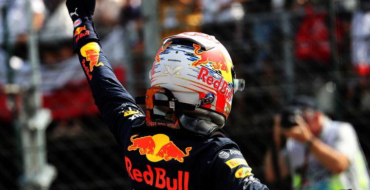 Opvallende overeenkomst tussen Verstappen en Montoya