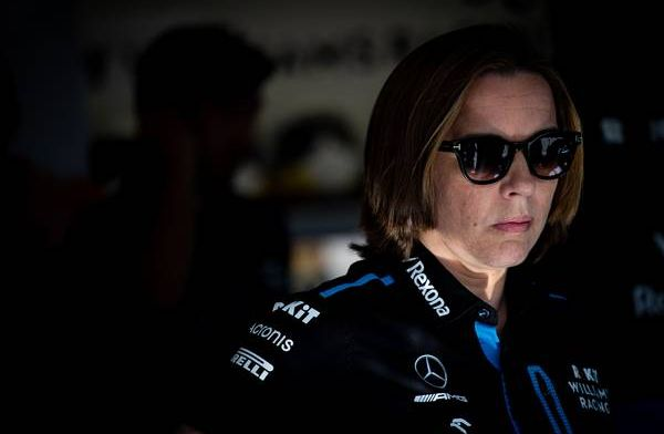 Claire Williams says Frank Williams no longer leads the team
