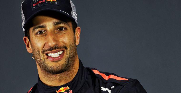 Ricciardo over vertrek Red Bull: Vertrek engineer speelde een rol
