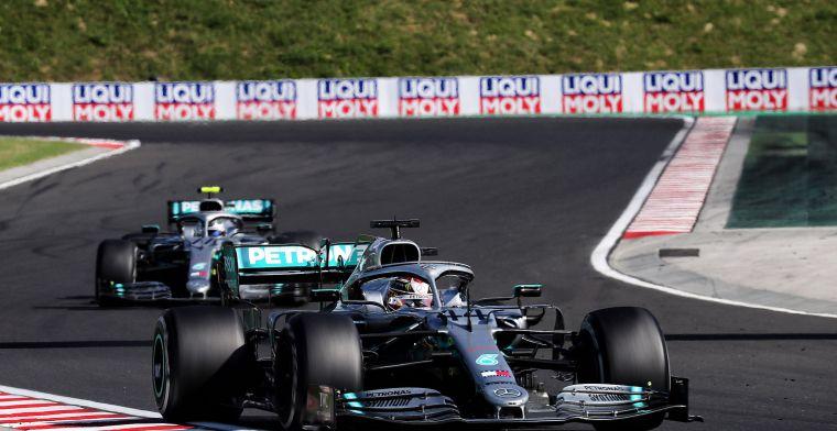 Hamilton voorspelt goede prestaties Red Bull op snelle banen als Monza