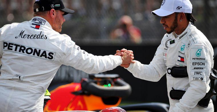 Villeneuve: Natuurlijk moet Mercedes doorgaan met Bottas!