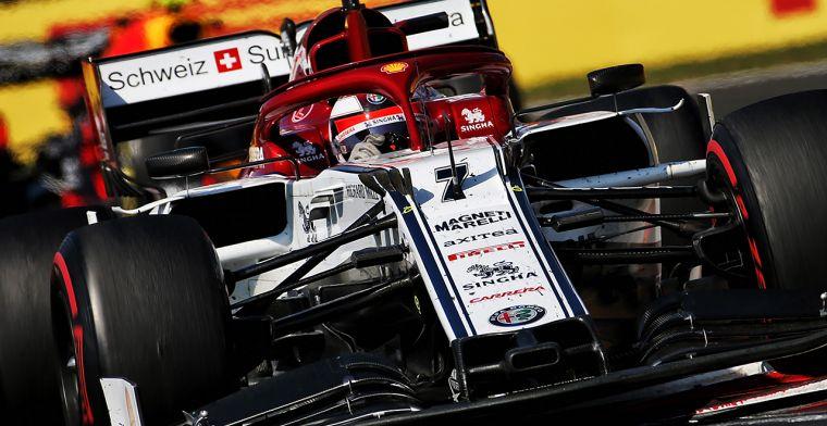 Alfa Romeo richt pijlen op McLaren na de zomerstop