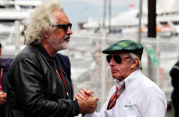 Flavio Briatore starts a brand new career, but not in Formula 1