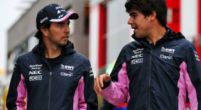 Image: Sergio Perez left impressed with Lance Stroll's race pace