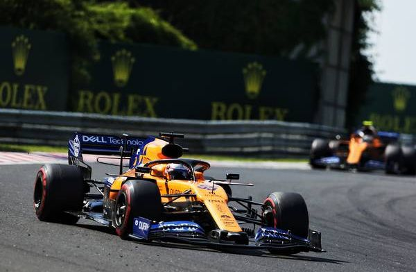 "Carlos Sainz: First half of season hasn't been ""straightforward"""
