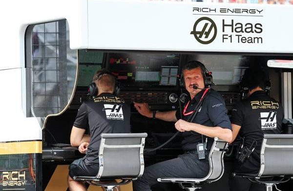 """Guenther Steiner not bothered if his drivers """"don't get along personally"""""""