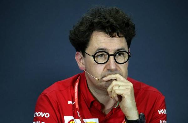 Mattia Binotto says extended season only benefits F1's commercial needs