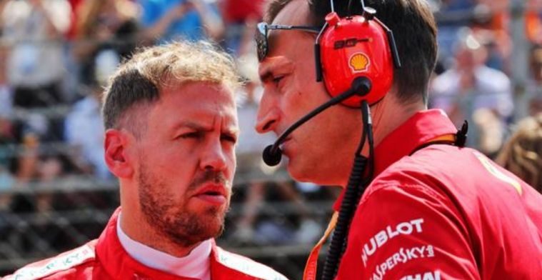 Binotto: Vettel focused on becoming World Champion again!