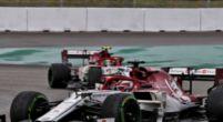 Afbeelding: Tussenrapport Alfa Romeo: Kimi bezorgt team en zichzelf een grote grijns