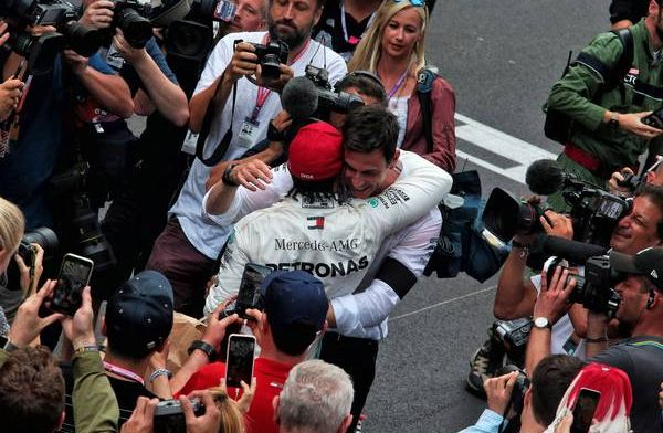 Toto Wolff: Mercedes helped Lewis Hamilton with the complications in his life