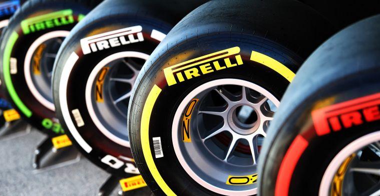 Renault suggereert weghalen bandenmarkering: Meer onbekende factoren in GP's?