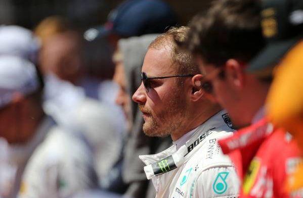 """Bottas genoot van matchen pace WRC'er Kris Meeke: """"Ik leer nieuwe dingen in rally"""""""