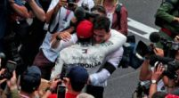 """Image: Toto Wolff: Mercedes helped Lewis Hamilton with the """"complications in his life"""""""