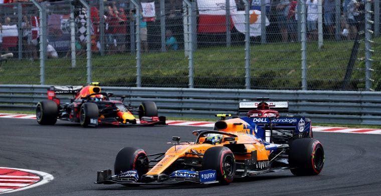 McLaren is tevreden: Niet alleen onze snelheid zorgt voor P4