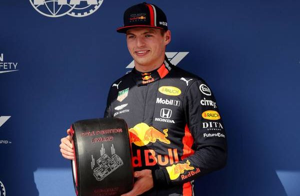 "Max Verstappen ""has driven with great maturity"""