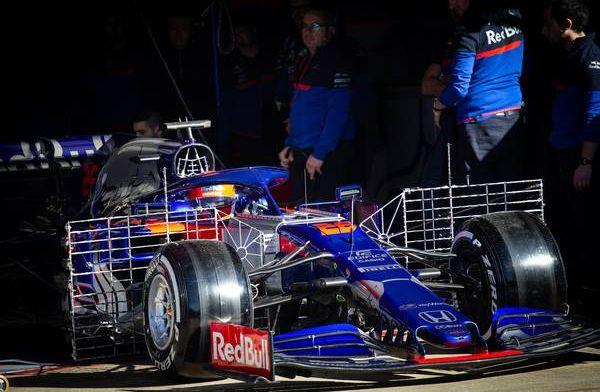 Promotie Albon markeert alweer zevende rijderscombinatie Toro Rosso sinds 2016