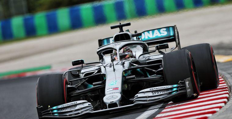 Pirelli: Onze banden niet de reden dat Mercedes zo dominant is