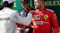 Image: Could Sebastian Vettel and Lewis Hamilton swap places?