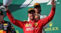 "Image: Lewis Hamilton: Sebastian Vettel is still a ""formidable competitor"""
