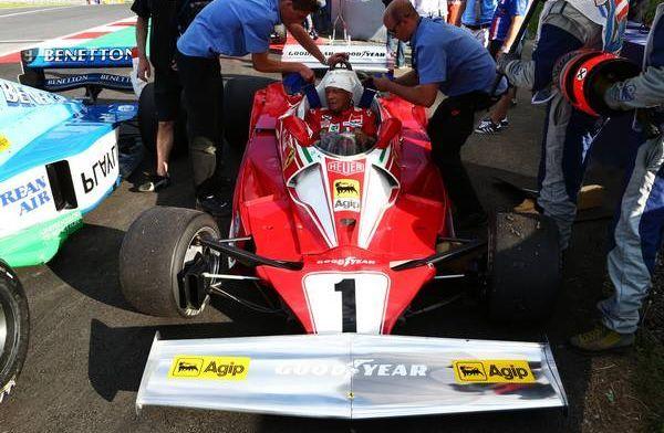 Niki Lauda's Ferrari 312T auctioned for mega sum!