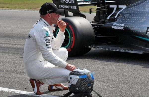 """Mercedes to give Valtteri Bottas """"soft landing"""" if replaced"""