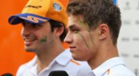 Image: Seidl wouldn't want any other drivers than Carlos Sainz and Lando Norris