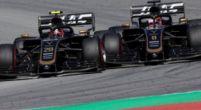 Image: Summer break grades: Haas, Grosjean and Magnussen!