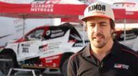 Afbeelding: Alonso bevestigt plannen: Dakar 2020 is een serieuze optie