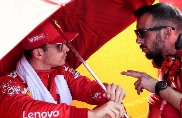 The arrival of Charles Leclerc has been detrimental to Ferrari's 2019 season