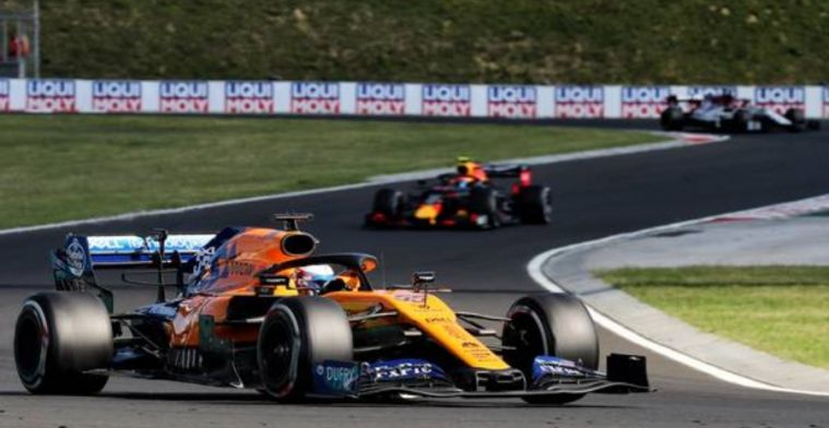 Carlos Sainz reveals the best is yet to come at McLaren