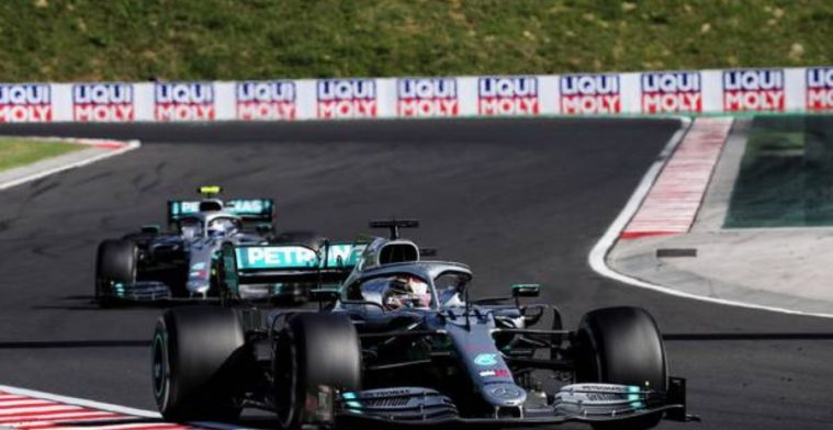 Lewis Hamilton targets improvements after the return from the  summer break