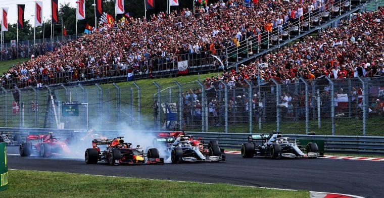 Mercedes moet aan de bak vanwege Honda: En dat is goed voor de sport