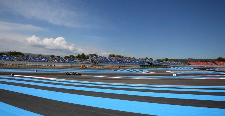 F1 reisgids Frankrijk: Lekker weer in het zuiden of F1-historie in het noorden