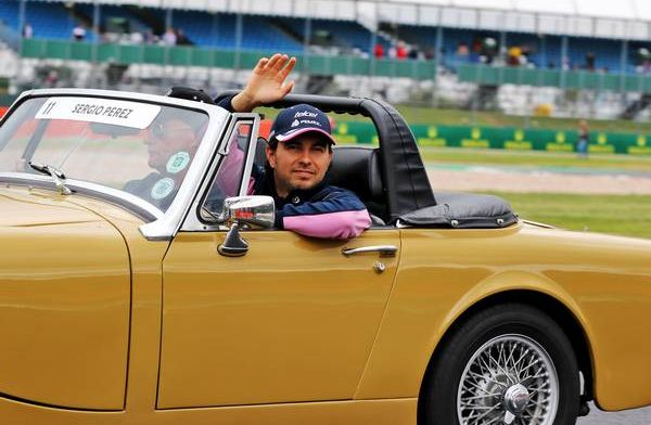"Sergio Perez: SportPesa Racing Point ""the same team, just with more budget"""