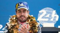 """Image: Fernando Alonso had to """"get out of some trouble"""" in Dakar test"""