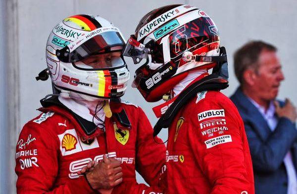 """Binotto: """"Als Vettel fouten maakt, dan wordt hij geconfronteerd met Leclerc"""""""