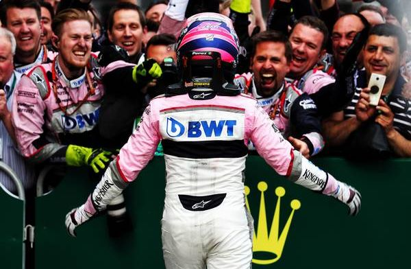 Sergio Perez feels he has maximised SportPesa Racing Point's results in 2019