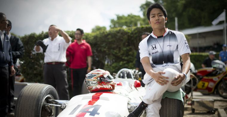 Honda-coureur Matsushita focust op F1: Ik zal zeker een kans hebben