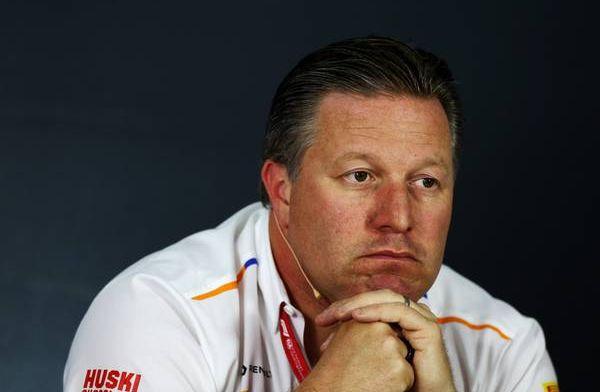 Zak Brown trots op McLaren: ''Alle doelen bereikt in de eerste seizoenshelft''