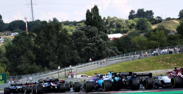 Een nieuw Noord-Amerikaans team wil vanaf 2021 meedoen aan de Formule 1