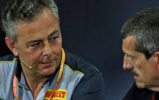 "Image: Mario Isola: ""I don't think Sebastian Vettel has specific issues with the tyres"""